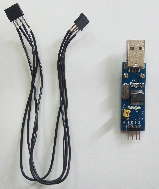 USB-UART PL2303
