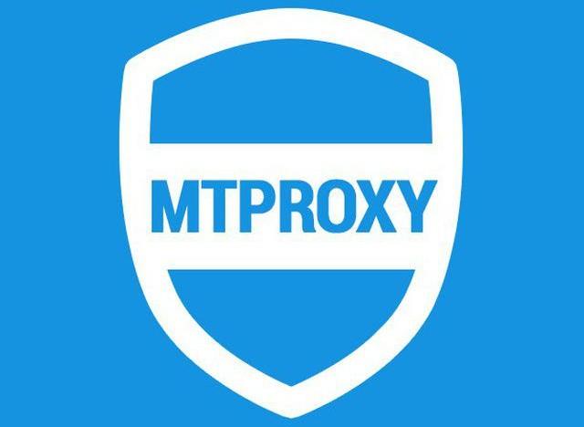 MTProxy - MTProto proxy на свой сервер